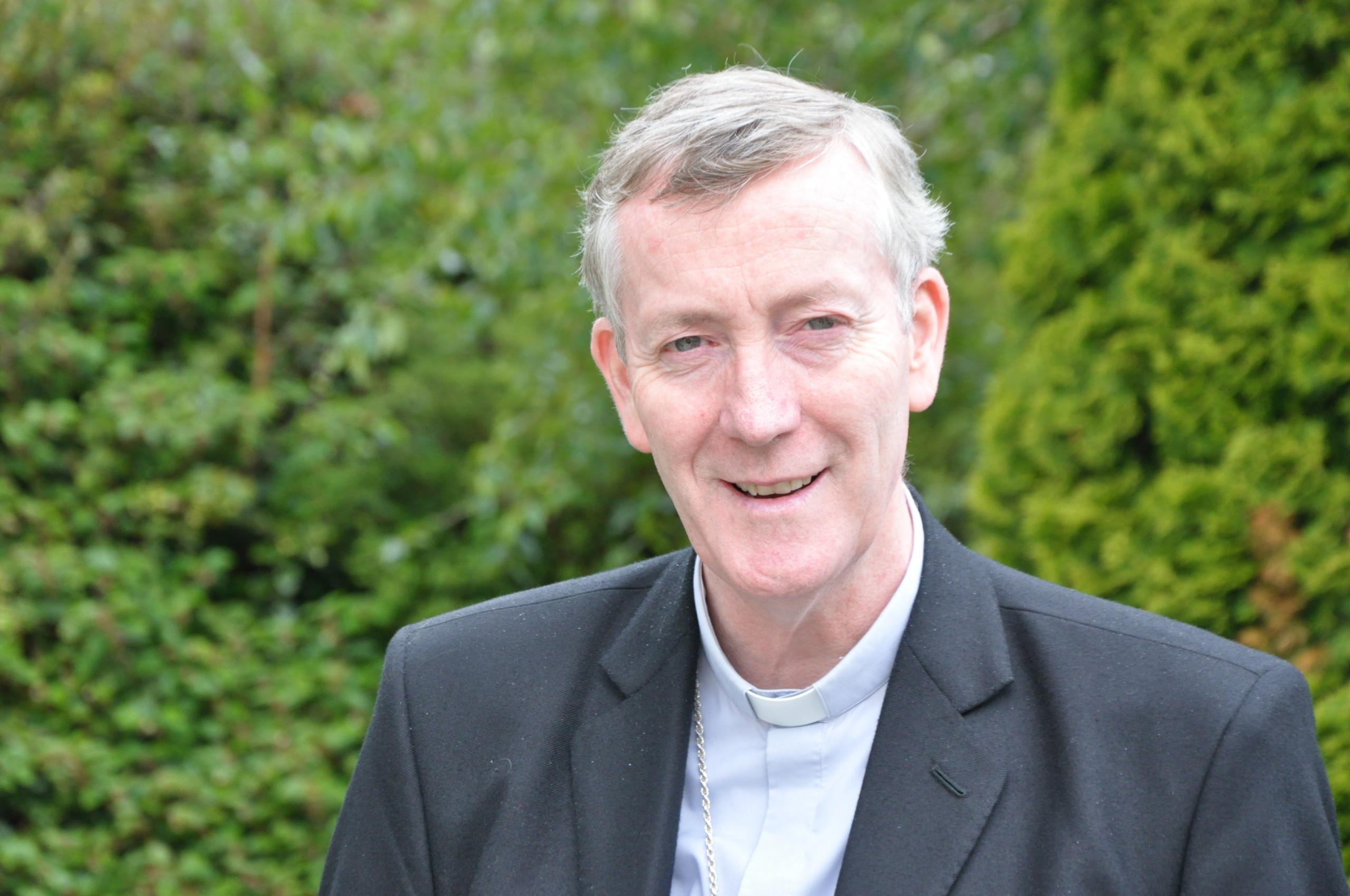 Image result for bishop denis nulty